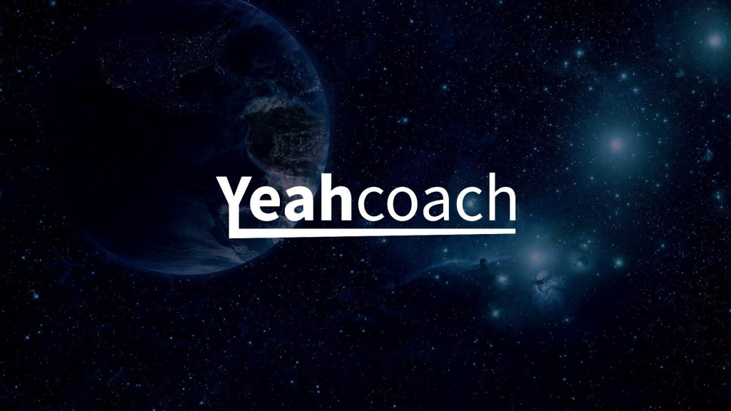 Logo YeahCoach_nové_tmavé