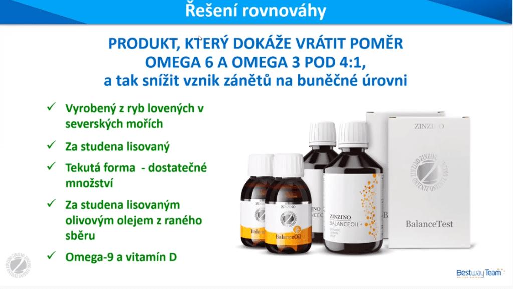 Zinzino Omega 3